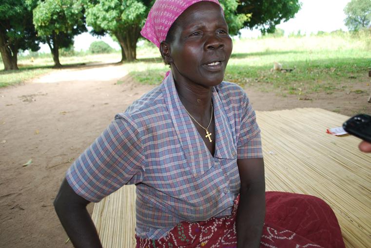 Esther Arach, the parish Community activist who has changed lives in Labworomor Parish in Palaro Sub County
