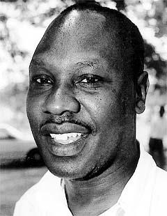 Dr Matthew Lukwiya