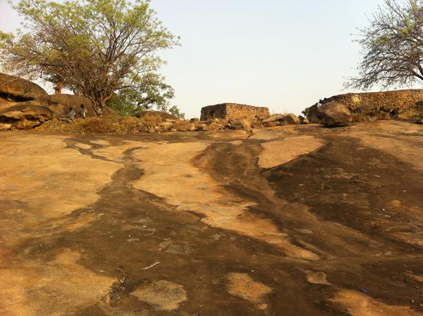 Sir Samuel Baker's Fort, Ajulu