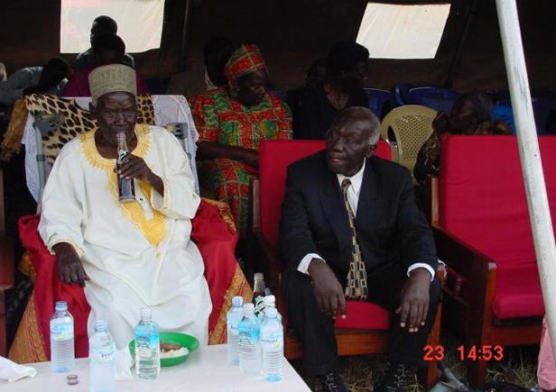 "The Lates Rwot Muttu & ""Jago"" Ocaya Aluku"