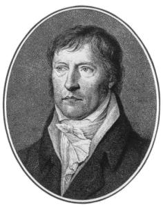George Wilhelm Freidrich Hegel