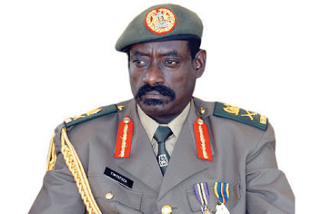 General David Tinyefunza