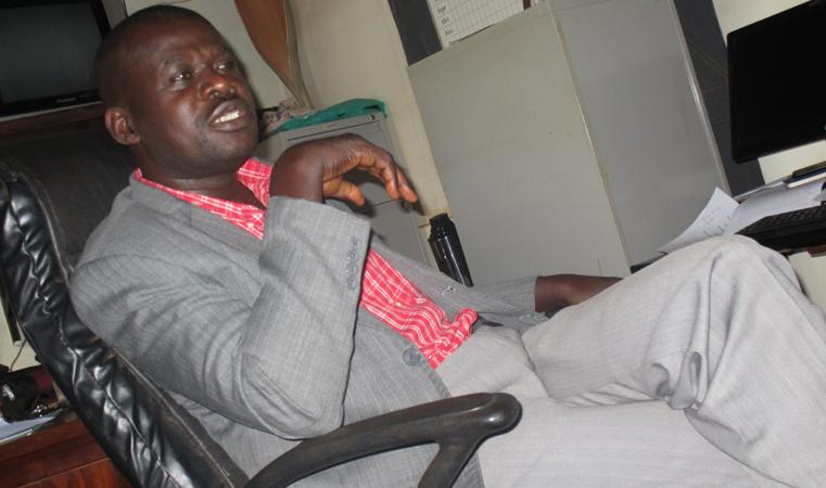 Mr Francis Odongyoo
