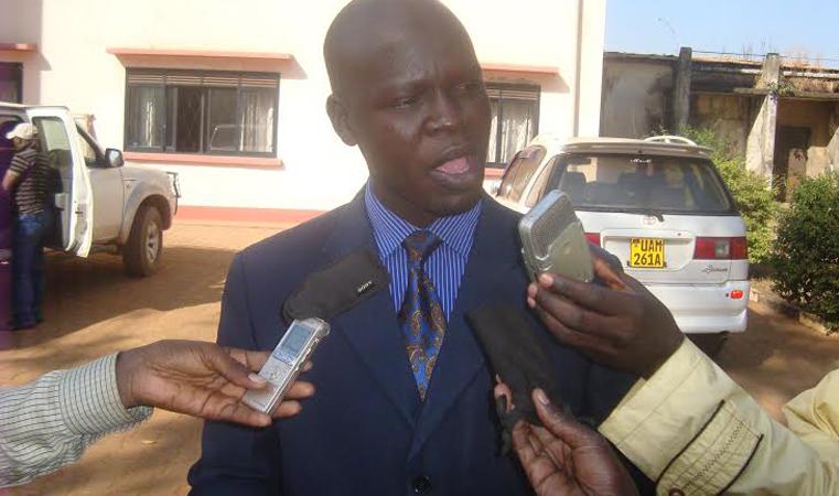 Mr Ojara Martin Mapenduzi, Gulu LC5 Chairman