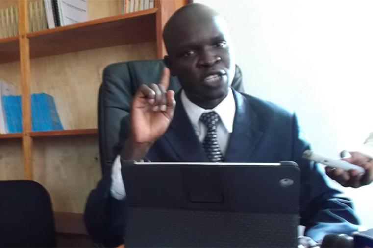 Mr Ojara Martin Mapenduzi