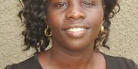 Brenda Atim Kinyera, the new Uganda People's Congress (UPC) party national youth leader (courtesy photo)