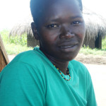 Nighty Akot, recently returned with Acellam
