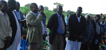 Acholi border will never be encroached in -Paramount chief tells Apaa people