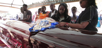 Dr Obonyo, Family Members Laid to Rest, Eulogized