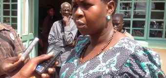 Amuru woman MP Asks for Personal Security