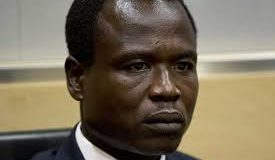 Ongwen Trial To Resume In January 2017, Acholi Leaders Jet Back From Hague Today