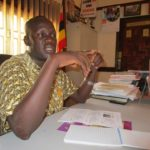 Okello Douglas Peter Gulu Vice chair and one of the contenders in the Omoro lcv Chairman race.