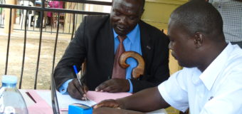 Former Omoro MP Toolit Finally Nominated For LCV race