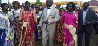 Chua West Member of Parliament Marries Brig Otema's Daughter