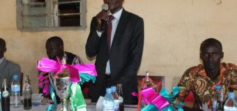 Kiprotich counsels Gulu athletes