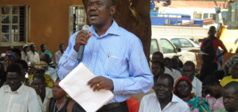 Gulu Landlords Plead With Gulu Municipal Officials Over Condemned Buildings