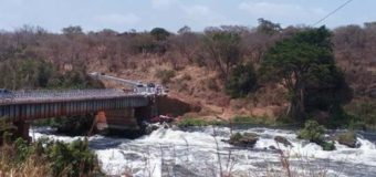 Lorry Plunges In Karuma Falls